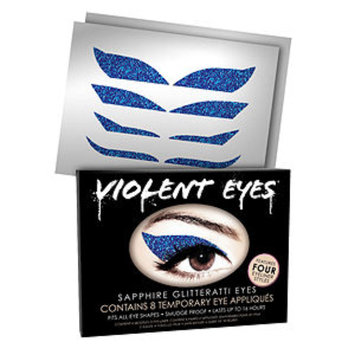 Violent Eyes Temporary Eye Tattoos