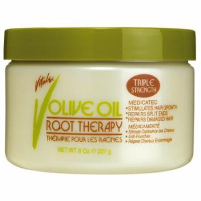 Vitale Olive Oil Root Therapy 8 oz. (Pack of 2)