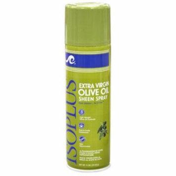 Isoplus Extra Virgin Olive Oil Sheen 11 oz. (Pack of 2)