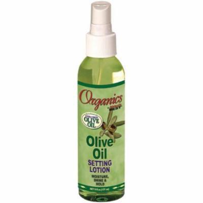 Africa's Best Organics Olive Oil Set Lotion 6 oz. (Pack of 6)