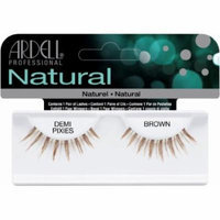 Ardell Invisibands False Eyelashes - Demi Pixies Brown (Pack of 2)