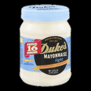 Duke's Mayonnaise Light
