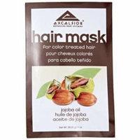 Excelsior Jojoba Oil Hair Mask Packette .10 oz. (Pack of 3)