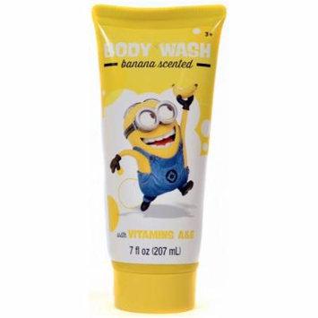 Despicable Me Minions Banana Scented Body Wash 7 fl oz