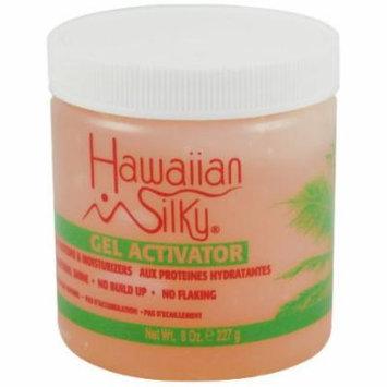 Hawaiian Silky Gel Activator 8 oz. (Pack of 6)