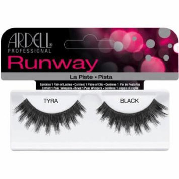 Ardell Runway Lash False Eyelashes - Tyra Black (Pack of 6)