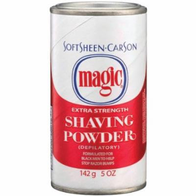 Magic Shave Powder - Red/Extra 5 oz. (Pack of 6)