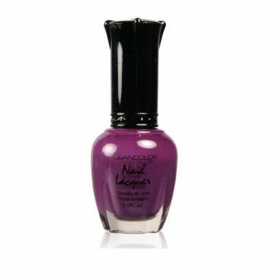 Kleancolor Nail Polish - #73 True Purple (Pack of 2)