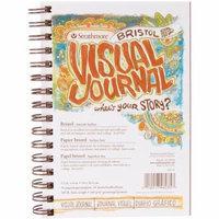 Strathmore Visual Journal Bristol Smooth 5.5