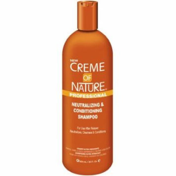 Cream of Nature Organic Shampoo - Neutralizing Conditioner 20 oz. (Pack of 6)