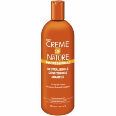 Cream of Nature Organic Shampoo - Neutralizing Conditioner 20 oz. (Pack of 6)