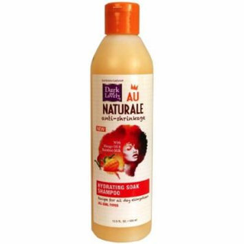Dark & Lovely Au Natural Hydra Shampoo 13.5 oz. (Pack of 6)
