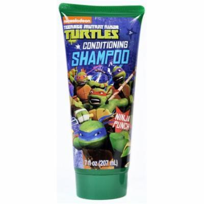 Teenage Mutant Ninja Turtles Fruit Punch Scented Conditioning Shampoo 7 fl oz