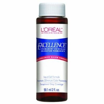 L'Oreal Excellence Hair Color -#8.10 - Ash Blonde 2 oz. (Pack of 2)