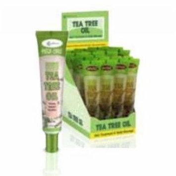 Sunflower Tea Tree Oil Mega Care Hair Oil 1.4 oz. (Pack of 2)