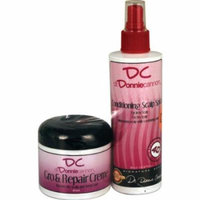 Donnie's Conditioner Scalp Spray with Gro Cream 8 oz. (Pack of 2)