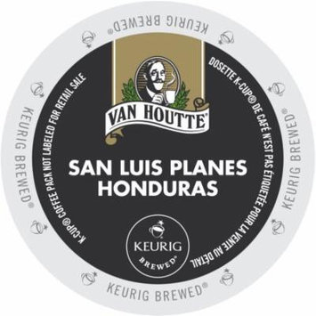 Van Houtte Honduras Extra Bold Coffee, K-Cup Portion Pack for Keurig Brewers, 24 Count