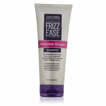 John Frieda Frizz Ease Smooth Start Repairing Shampoo, 10 oz. (Pack of 6) by Kao