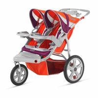 InStep Flight Swivel Stroller-Style:Double Stroller