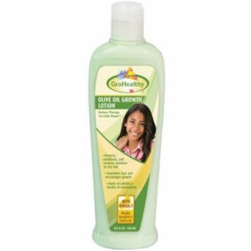 Soft 'n Free GroHealthy Olive Oil Gro Lotion 8.8 oz. (Pack of 6)