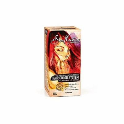 SheaMoisture Hair Color - Bright Auburn Kit (Pack of 4)