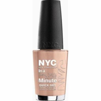 New York Color In a New York Color Minute Quick Dry Nail Polish - Fashion Safari (Pack of 2)