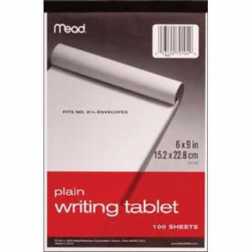 Unruled Writing Tablet 6