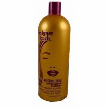 Designer Touch Moisturizing Renu Shampoo 32 oz. (Pack of 2)