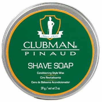 Clubman Pinaud Shave Soap 2.5 oz. (Pack of 12)