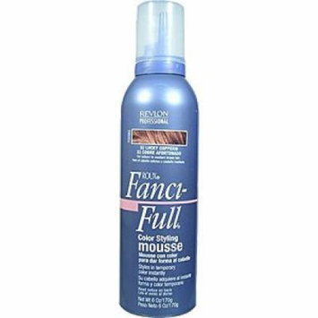 Roux Fanci-Full Temporary Hair Color Mousse - #32 - Lucky Copper 6 oz. (Pack of 2)