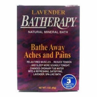 Queen Helene Batherapy 3 oz. Lavender Boxed (Pack of 2)