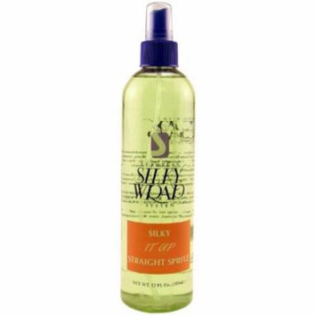 Silky Straight It-Up Spritz 8 oz. (Pack of 6)