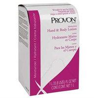 Gojo Provon Lotion Moisturizing Hand & Body, 1000 ml Refill, Floral