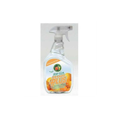 Earth Friendly Products, Orange Plus All-Purpose Cleaner, PL9706/32, 32oz Trigger Spray