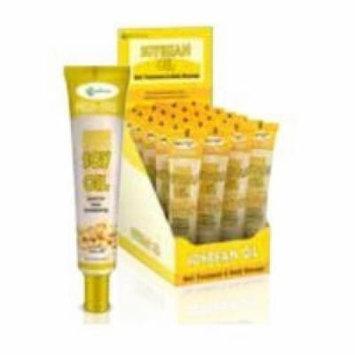 Sunflower Soy Oil Mega Care Hair Oil 1.4 oz. (Pack of 6)