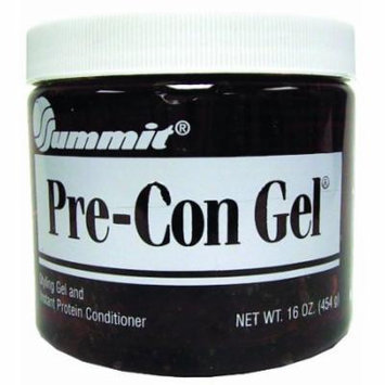 Summit Pre-Con Styling Gel - Regular 16 oz. (Pack of 2)