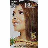 Ideal Black Gold Hair Color - Dark Brown Kit (Pack of 2)