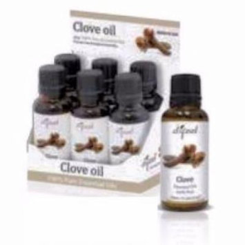 Sunflower Natural Essential Oil - Clove 1 oz. (Pack of 6)