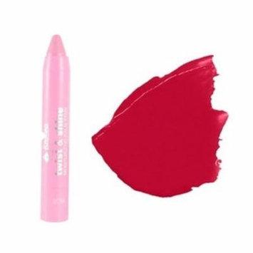 Jordana Twist & Shine Lip Balm Stain - Rock N Rogue (Pack of 3)