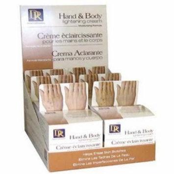 6 Pack of Daggett & Ramsdell Hand & Body Lightening Cream