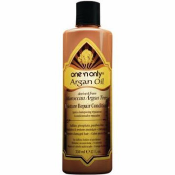 One N' Only Argan Oil Moist Conditioner 12 oz. (Pack of 6)