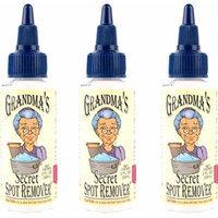 Grandma's Secret Spot Remover, 2-Ounce (3 Pack of 2oz)