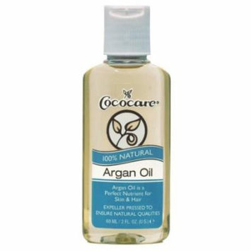 Cococare 100% Argan Oil 2 oz. (Pack of 6)