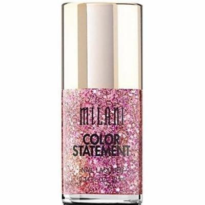 Milani Color Statement Nail Lacquer - 51 Club Lights (Pack of 4)