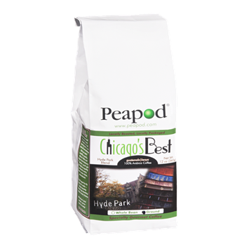 Peapod Chicago's Best Hyde Park Blend Ground Coffee