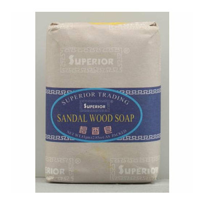 Superior Trading Co. Superior Trading Sandal Wood Soap 2.85 oz.