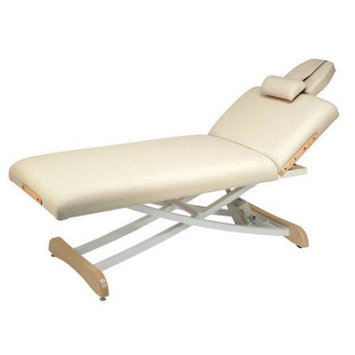 Custom Craftworks Elegance Lift Back Electric Massage Table