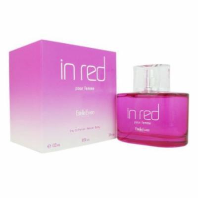 Estelle Ewen In Red for Women Eau de Parfum Spray, 100 ml, 3.4 Ounce