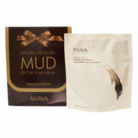 Ahava Natural Dead Sea Mud Gift Box, 13.6 Oz