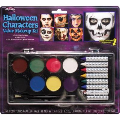 Face Painting Makeup Kit Adult Accessory